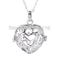 925 silver harmony ball jewelry pendant