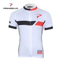 wholesale 2013 new men's white Red hook team leisure cycling jersey cycling wear short sleeve Bicycle clothing free shipping