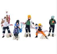 Free shipiping Cartoon collectibles / Naruto Characters doll model / delicate garage kit