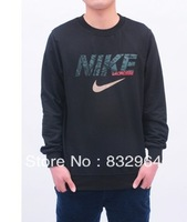 2013 new Korean men's fashion casual cotton pullover sweater free shipping