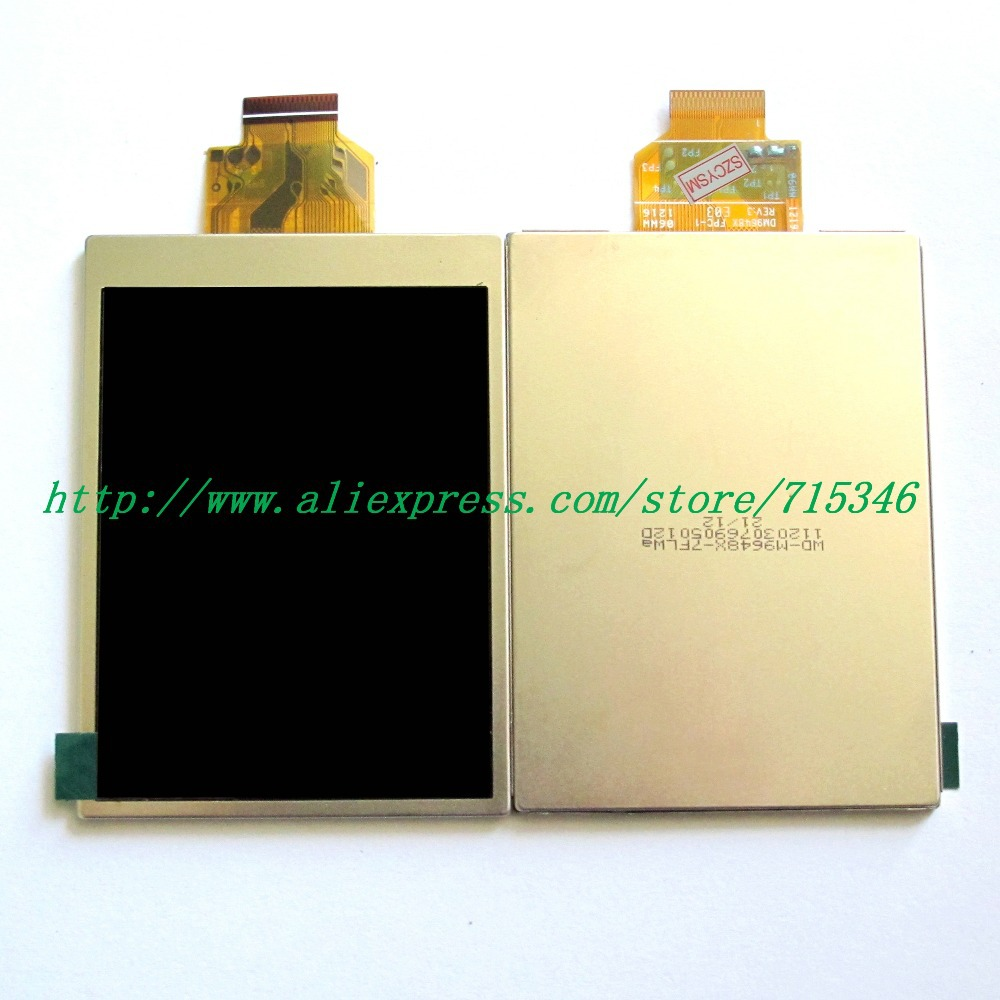 NEW LCD Display Screen For BENQ LR200 Digital Camera Repair Part With Backlight(China (Mainland))