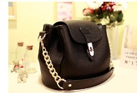 Free Shipping 2013 New Fashion Style Bag Girls Leisure Bags Women With Fine Workmanship Quality One Shoulder Handbag