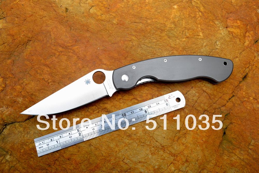Spyderco c156gpbn g10