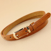 (Min order $10) The new candy color decorative belt
