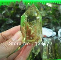 wholesale natural citrine quartz crystal point