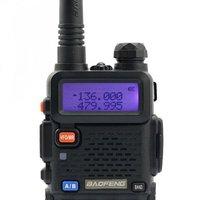 2014 BaoFeng UV-5R 136-174/400-480 MHz Dual-Band DTMF CTCSS DCS FM Ham Two Way Radio Free shipping