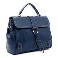 New 2014 Fashion Vintage Genuine Cowhide Leather Woman Handbag Totes Women Messenger Bags Shoulder Bag Women's Bag B1385