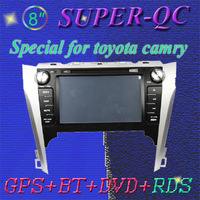 Car GPS, Car radio car audio Car DVD for TOYOTA CAMRY 2012 support rear view camera reverse camera
