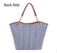 FREE SHIPPING! High Quality Tassel Women Handbags Striped Shoulder Bags High Capacity Totes Fashion Wristlets plaid big bag