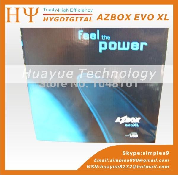 Azbox Evo Xl Usb Amazonas Fta Television Free Evoxl for South America(China (Mainland))