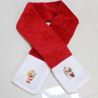 Christmas supplies santa claus clothes accessories scarf christmas small cape