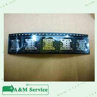 For Blackberry Z10 Sim Card Holder Micro SD Memory Socket Slot Tray Flex Cable new original grade A