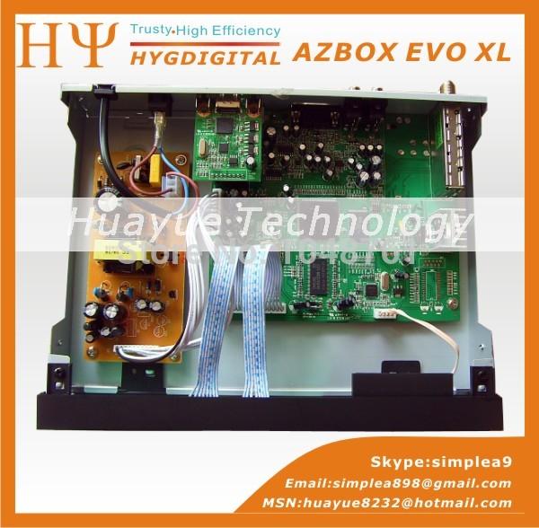 South America Azbox EVO XL, Digital Satellite Receiver Data transfer: receiver-to-receiver or PC-to-receiver(China (Mainland))