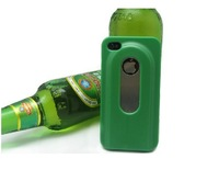 Various Color Beer Bottle Opener Metal case for Apple iPhone 4 4S Aluminum cover