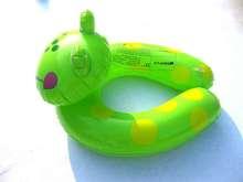 popular frog swim ring