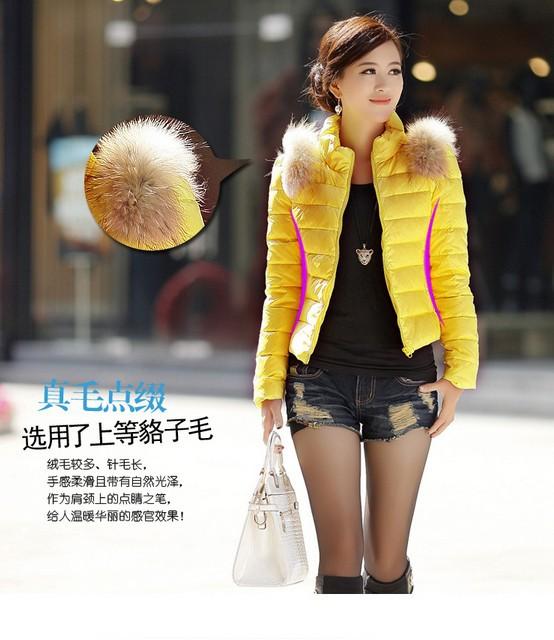Sen makin garden fair maiden lane Norman march CCDD eiderdown cotton quilted jacket(China (Mainland))