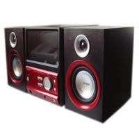 Small desktop 1212 home theater set 7 lcd speaker dvd mini stereo system usb