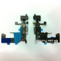 Free shipping for iPhone 5 OEM new Charger dock headphone mic flex cable