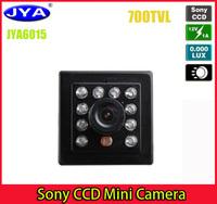 "New 700TVL CCTV Security camera with OSD Menu 1/3"" SONY CCD IR night vision camera"