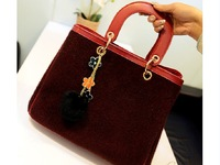 Free Shipping 2013 Women Single shoulder bag Fashion Lady Handbag With Stable Quality Arm Package