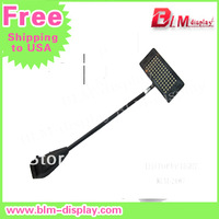 Direct Manufacture 1.2V/1.5A/6W Black Silver Aluminum Display Light/Pop Up Light/Advertising Light//LED  Lamp   BLM-2007