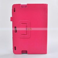 50pcs/Lot Folio Leather Case for Kindle Fire HDX 8.9 with Pen Slot & Sleep/Wake Function