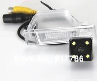 Car Rear View Camera With 4 LED HD CCD Camera for Geely Emgrand EC7 MK Panda Reverse backup Camera