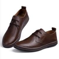 2014 New Arrival Men's Casual Shoes Genuine Leather shoes Moccasins Slip-On men's shoe Men sneakers footwear Flats, R1136