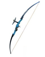 "Archery Long Bow 30 lbs 29"" RH for Hunting Equipment Shooting Hunter Equipment Right Hand Fiberglass Limbs"