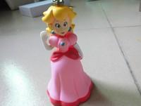 "free shipping  Nintendo Super Mario bros Princess Figure Toy 5"""