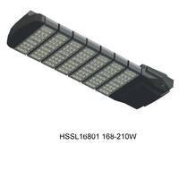 168-210w led road light, Area street light, led module fixture for outdoor lighting