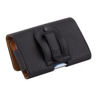 1 PCS Clip Belt Holster Leather Protective Case Cover for Samsung Galaxy S4 S3 New Free Shipping