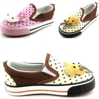 Warrior children shoes canvas shoes male child girls shoes pedal child cartoon canvas shoes 1516