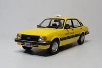 Ixo altaya chevette CHEVROLET chevrolet car model