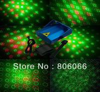 Free shipping  XL-072 6 in 1 Disco DJ mini Party light Club laser Light Stage Lighting Laser Lamp Lights