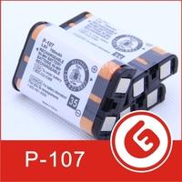 500 pcs Wholesale HHR-P107 P107 3.6v 700mAh NI-MH Battery Pack Cordless Phone Battery