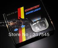 Stick model,3W LED Car Door Welcome Light Laser light of car door light High power