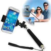 Handheld Camera Arm Telescopic Pole Monopod Mini Tripod for Samsung Galaxy Note II 2 N7100