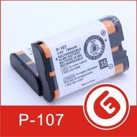 1000pcs Wholesale Rechargeable batteries Cordless Phone Battery HHR-P107 P107 700mAh NI-MH 3.6v
