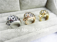 Europe and America stainless steel ring