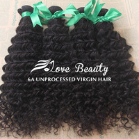 "Queen hair products Eurasian hair extensions real human hair weave curly Eurasian deep wave 12""-28"" fast free shipping"