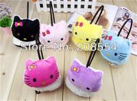 20pcs/lot Wholesale  Warm lovely Multicolor Hello Kitty earmuffs /earflaps/earshield s103