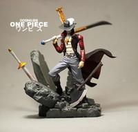 Anime POP One Piece Hawk Eye  Animation Model