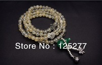 Fashion accessories Beads Bracelet Fashion Natural hair crystal Hand catenary 5pcs