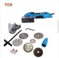 Tile, marble, ceramic, glass fiber,plastic, circuit boards, acrylic Mini 220V/230V 600W multi Electric circular saws, metal saw