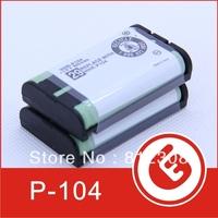 Wholesale 500pcs NI-CD 3.6V 900mAh for Panasonic Cordless Phone Batteries HHR-P104 rechargeable battery