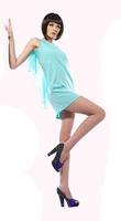 free shipping 09743 beauty care thin velvet pantyhose stockings female 16d