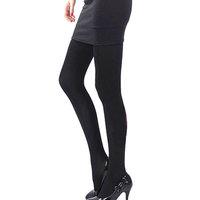 free shipping 79 red chili velvet 150d trigonometric plus crotch seamless beauty care thickening pantyhose socks