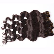 "A&R 4pcs/lot Mixed Length Cheap Brazilian Body Wave, Remy Human Hair Extensions,16""20""24""30"",DHL Free Shipping(China (Mainland))"