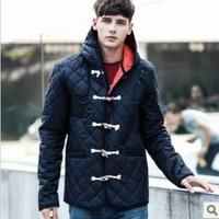 2013 Hot new Men's cotton-padded jacket Man movement cotton-padded jacket cotton-padded clothes, down jacket coat winter